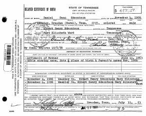 TennesseeDelayedBirthRecords1869-1909ForDanielDeanEdmontson